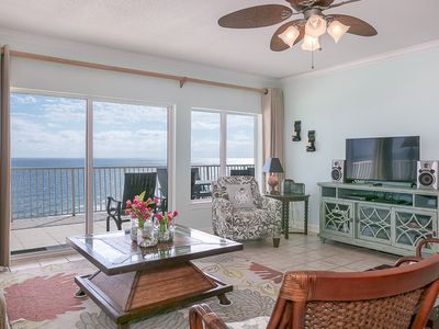 Photo for HAVE A BALL with Kaiser in Admirals Quarters #1101: 4 BR/4 BA Condo in Orange Beach Sleeps 10