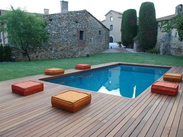 Exclusive fifteenth century Villa near Barcelona at 2 km. of the beach