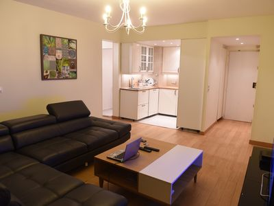 Photo for Beautiful furnished 2 room apartment completely rebuilt from scratch!