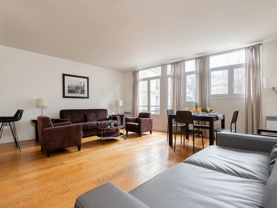 Photo for LOVELY 1BR NEXT TO PARC MONCEAU NEAR THE CHAMPS ELYSEES - FLAT 3