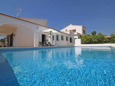 Photo for Casas de Torrat Holiday Home, Sleeps 7 with Pool, Air Con and Free WiFi