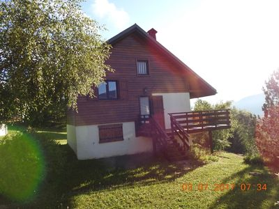Photo for rent comfortable chalet 6 people