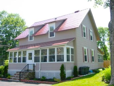 Photo for Periwinkle Cottage: Tasteful Interiors Just Steps Away from the Village Center
