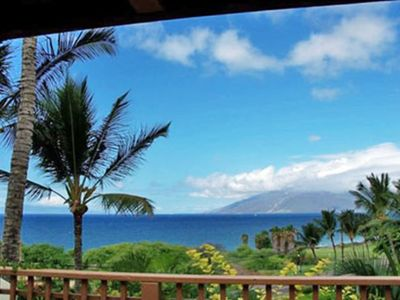 View from Front Lanai