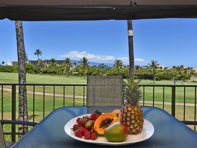 Photo for EL A203 - Walk to Kaanapali Beach and Black Rock- Ocean View