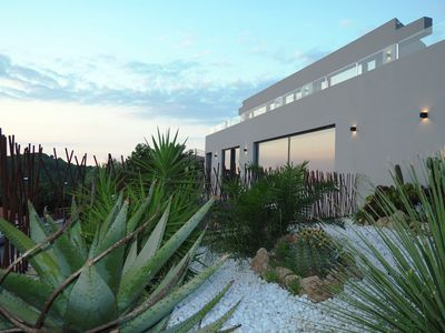 Photo for Casa Lou, architect villa with private heated pool at Begur (470m2)