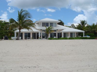 Photo for Comfortable Oceanfront Home.