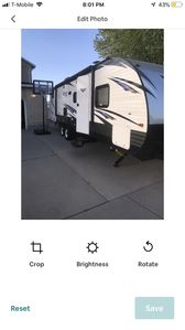 Photo for 2017 ultra light Rv sleeps 8