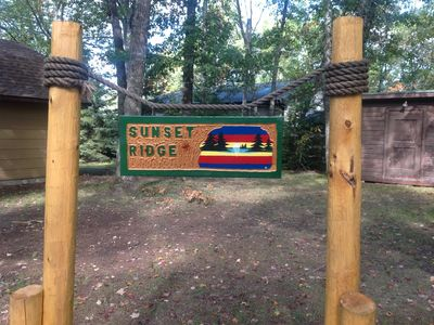 Photo for Northeast Michigan Lake Front Cabin (Pet Friendly)