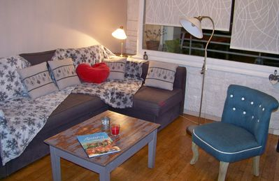 Photo for Annecy large apartment very pleasant all seasons garage option