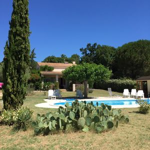Photo for Rental - Mas Provencal, 6 to 8 people max, private pool, Mont Ventoux