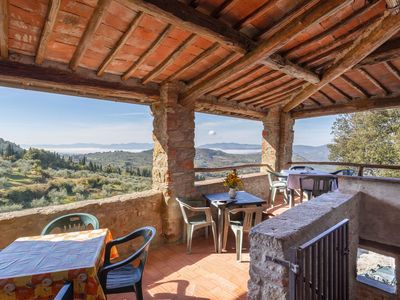 Photo for 1BR Apartment Vacation Rental in Grassina, Tuscany