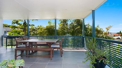 Photo for KK's in Lennox Head. - Architectural Designed Townhouse with Ocean Glimpses