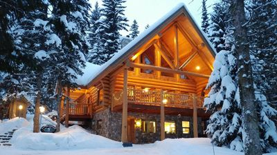 Photo for Alpine Cougar Log Chalet