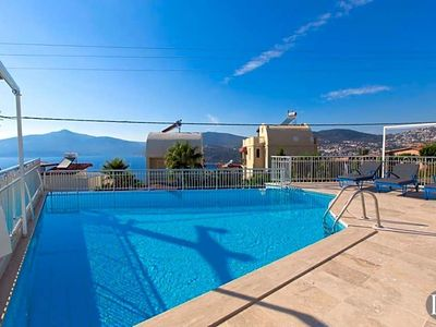 Photo for Kalkan Villa, Sleeps 10 with Pool