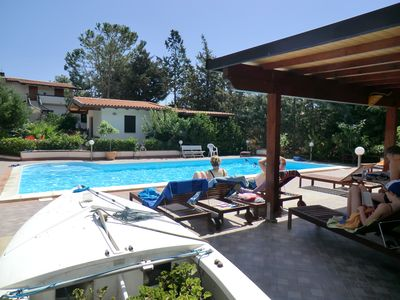 Photo for Welcome, SWEET HOME Huge Pool Salt Water in Sicily