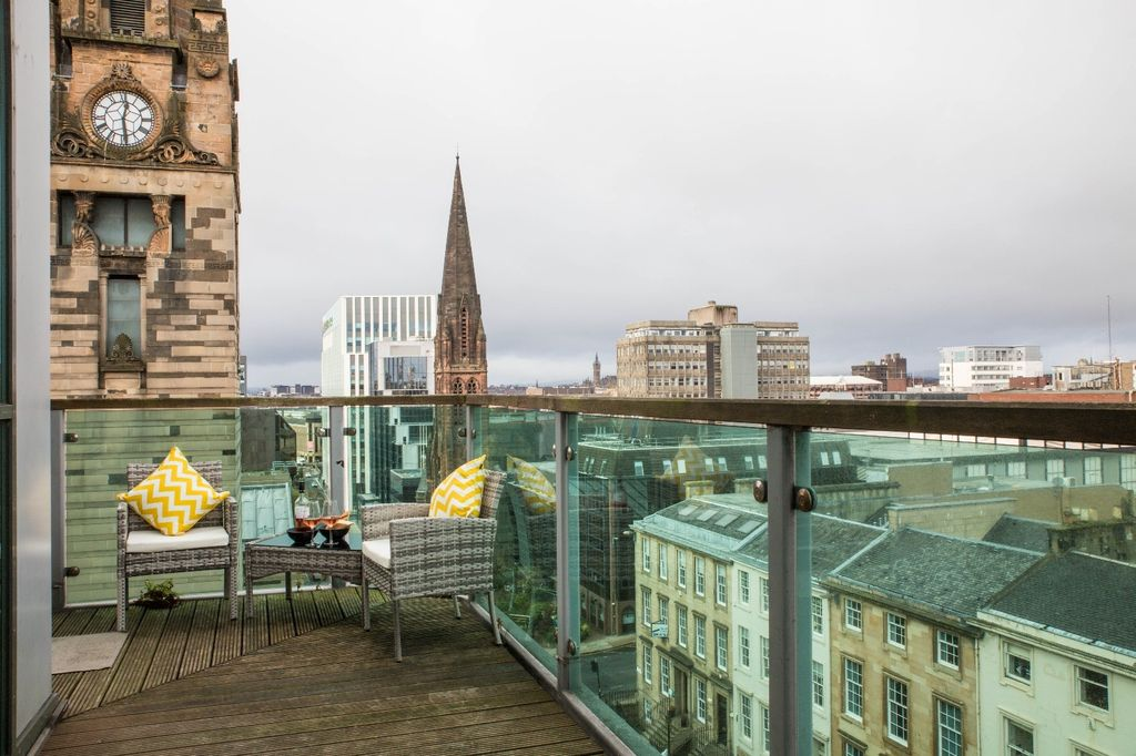 Local stayz bothwell apartment glasgow city centre glasgow