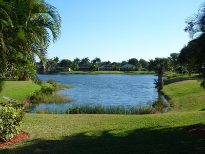 Photo for 3 BR, 2 BA BEAUTIFUL LAKE VIEW SINGLE FAMILY HOME WITH POOL in  BRIARWOOD