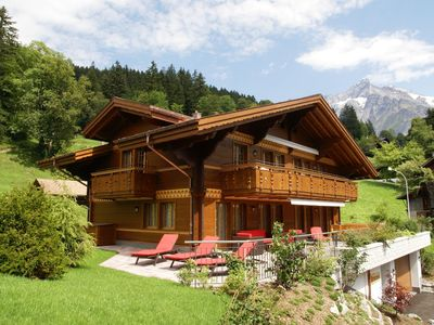 Photo for Holiday house Grindelwald for 8 - 10 persons with 4 bedrooms - Holiday house