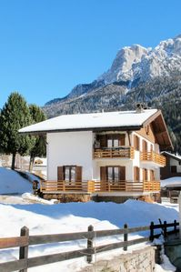 Photo for Apartment Appartamento Decrestina (SOF700) in Soraga di Fassa - 6 persons, 3 bedrooms