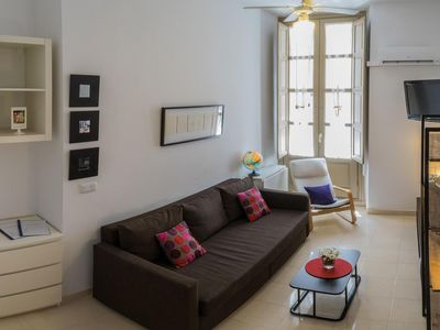 Photo for Charming apartment in the Historic Center ideal for couples and families
