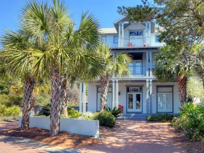 Photo for Gulf Side of 30a with Private Pool - Nearby Shopping & Dining in Rosemary Beach & Seacrest Beach