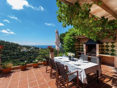 Photo for Vacation home La Riviera in Lloret de Mar - 10 persons, 5 bedrooms