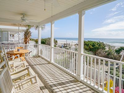 Photo for Nightly Stays Aug-Sept **FREE LINENS** Oceanfront, Private Pool, Pet Friendly