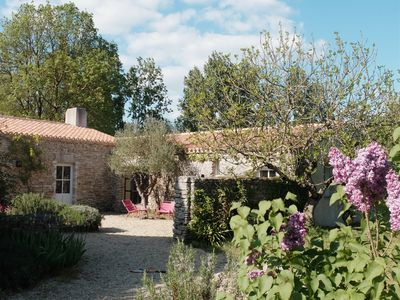 Photo for Cottage between Pornic and Noirmoutier