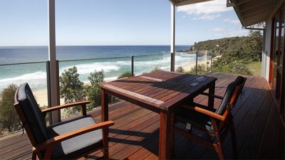 Photo for OCEAN PEARL-61 Bunga Street- Luxury, beachfront, private beach access.
