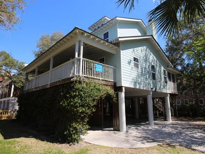 Photo for Modern Beach House - Close to the Beach and Back River - Free Wi-Fi