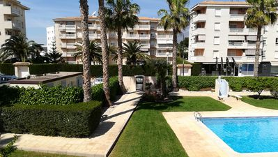 Photo for Bright and Cozy - Bright and cozy - about 5 min. from beach - El Albir