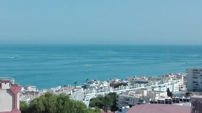 Photo for FINE VIEWS APARTMENT. Beach and heart of Torremolinos