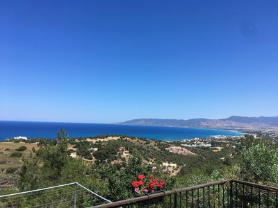 Photo for Tranquil viewpoint of the Mediterranean