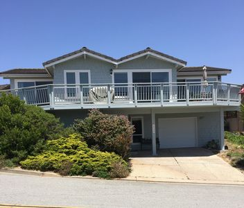Photo for Big and Bright,  Steps to Sand, Ocean Views, and Sleeps 8+