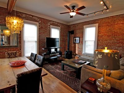 Photo for Downtown  Renovated Historical Loft/Great Weekend Rates