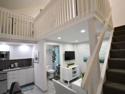 Photo for OCEANSIDE 5★ BOUTIQUE LOFT APT COZY BEACH UNIT # 7