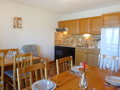 Photo for Apartment in the center of Nendaz with Lift, Parking, Internet, Washing machine (42415)