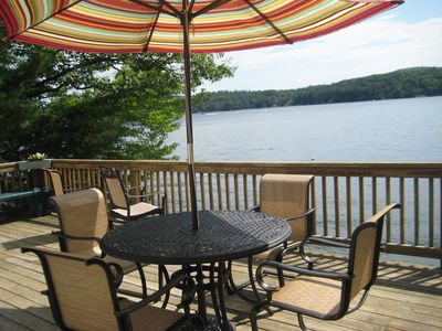 Photo for Beautiful Lakefront Home, Alton Bay, \Spectacular Views