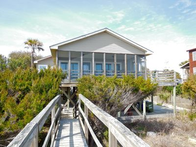 Photo for Back Home - Bright and Airy with Oceanside Porch