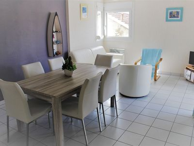 Photo for ARCACHON City of Autumn, Apartment T3, near beach and marina