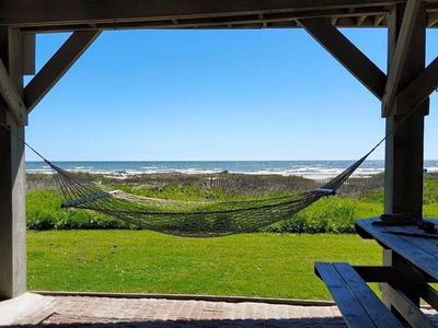 Photo for Sept Special! Buy 2 nights, get 3rd free! Mystical Mermaid Beachfront Galveston
