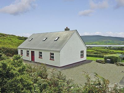 Photo for Detached bungalow (one of two) in elevated position, enjoying far reaching southerly views acr…