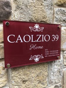 Photo for CAOLZIO 39 HOUSE INSIDE MEDIEVAL VILLAGE