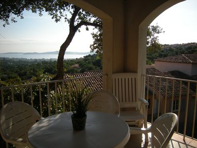 Photo for Restanques Gulf Saint Tropez. Pierre and holidays. Sea view. 3 pools