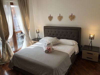 Photo for PERUGINO APARTMENTS Holiday Home Rome Airport & Fair - luxury apartment