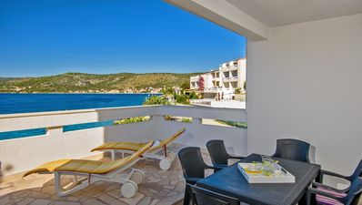 Photo for Apartment Bisernica  A1(6)  - Razanj, Riviera Sibenik, Croatia