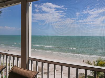 Photo for NEW LISTING!!! FABULOUS 2B/2B BEACHFRONT SMUGGLERS COVE VACATION CONDO 4B5!