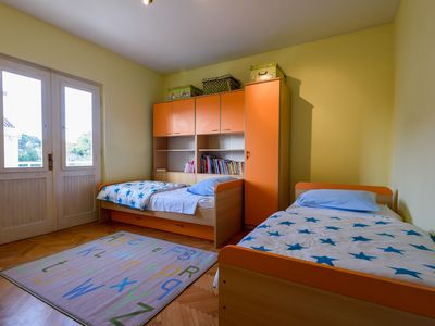 Photo for The apartments consists of two bedrooms, a bathroom, a kitchen and a living room