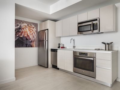 Photo for Brand New Luxurious One Bedroom Intracoastal Waterway View
